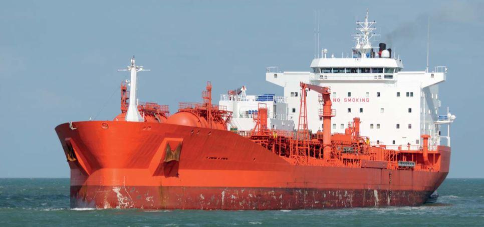Ship-with-Solas-radio-communication